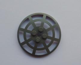 Disc 6x6 donkergrijs web (4285b)