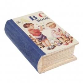 ABC schatkistboekje