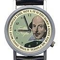 Shakespeare horloge