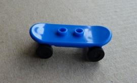 Skateboard blauw (42511c01)