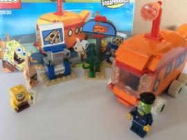 Spongebob Bikini Bottom Express (3830)