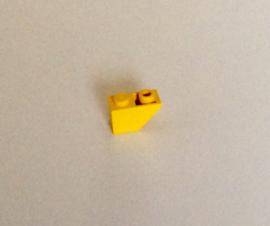 Omgekeerde helling 1x2 geel (3665)