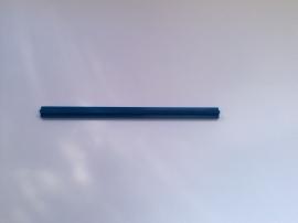 Rechte rail blauw (3228a)