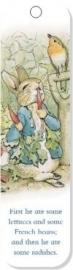 Boekenlegger Beatrix Potter