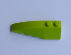 Wig 6x2 links lime (41748)
