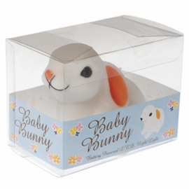 Lampje liggend konijntje