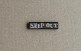 Tegel Keep out (2431px5)