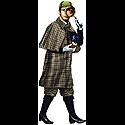Quotable Notable: Sherlock Holmes kaart