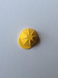 Gele constructiehelm (3833)