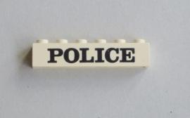 Legosteen Police (3009pb022)