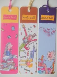 Boekenlegger Roald Dahl
