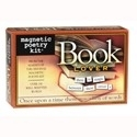 Magnetic poetry: Book Lover Kit