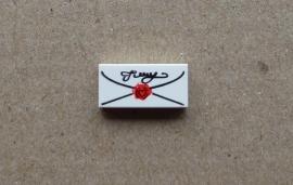 Brief met zegel (3069bpx40)