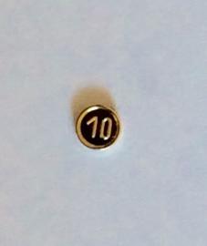Munt 10 (70501a)