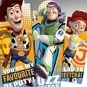 Toy Story magnetische boekenlegger