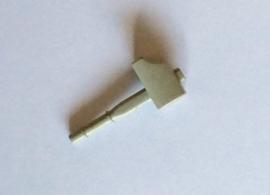 Fabuland hamer groot grijs (fabed4)