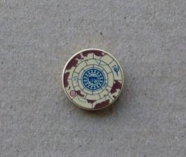 Ronde schatkaart (4150pb080)