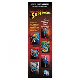 Mini marks Superman