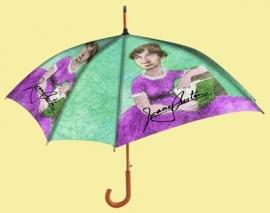 Paraplu van Literary Luminaries