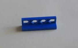 Laag hekje blauw (3633)