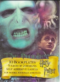 Harry Potter ex libris
