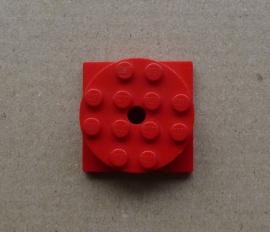 Draaischijf rood (3403c01)