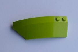 Wig 8x3x2 links lime (41750)