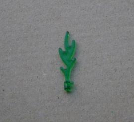 Vlam transparant groen (6126)