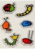 Magneetjes insecten