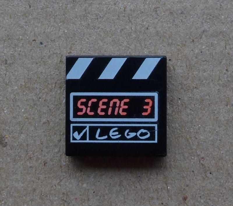 "Tegel ""Scène 3"" (3068bpx5)"