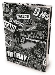 A4 Print Typography