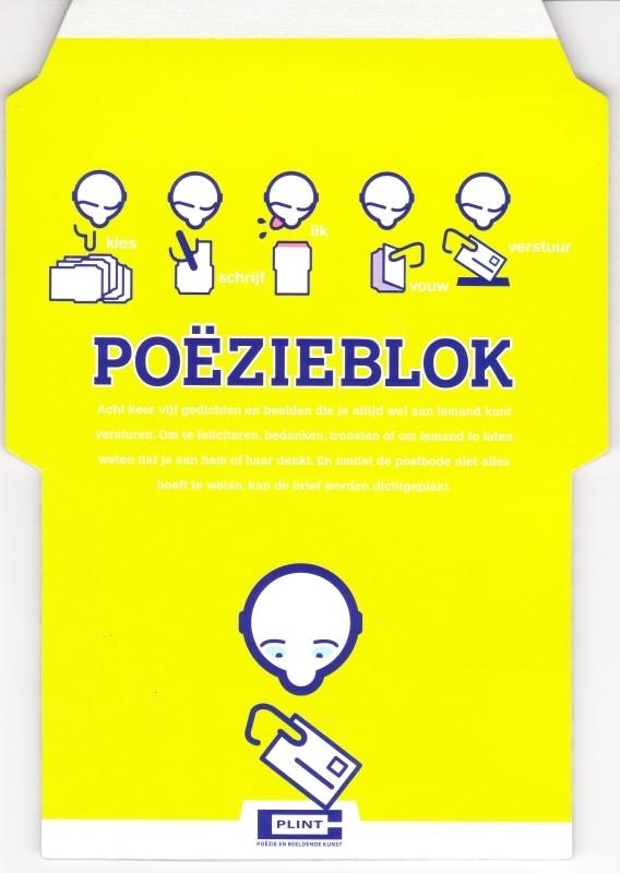 Plint poëzieblok