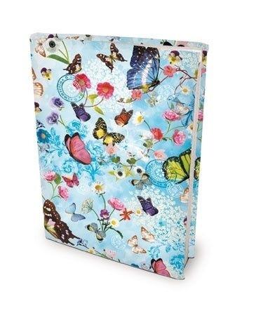 A4 Print Flowers and butterflies