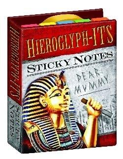 Hieroglyph-its sticky notes