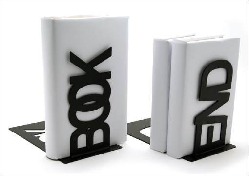 Boekensteunen Book End