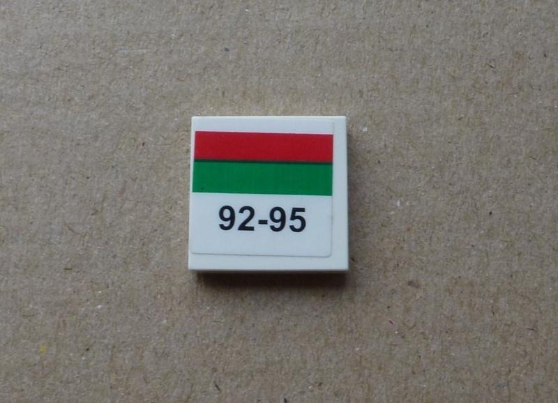 Tegel 92-95 (3068bpb212) sticker