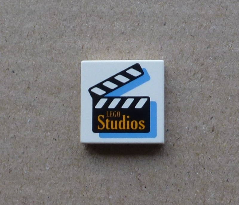 Tegel Lego Studio's (3068bpx6)