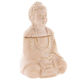 Zittende Budha Roomwit
