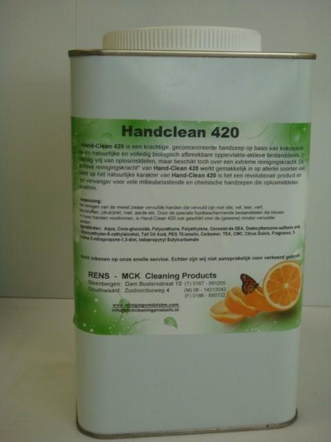 Handclean 420