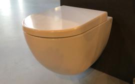Geberit UP320 City Sense Rimless 51cm met softclose zitting wandklosetkombinatie