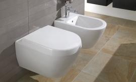 Geberit UP320 Villeroy&boch subway 2.0 toiletkombinatie