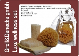 Groll & Denecke gmbh Since 1987 Wellness set