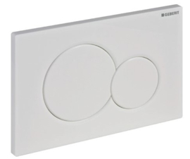 Geberit UP320 City Sense Rimless 51cm met slimseat softclose wandklosetkombinatie