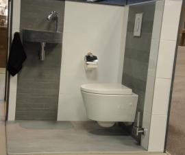 Grohe City compact komplete toiletruimte