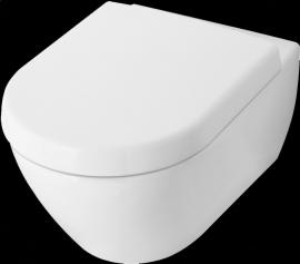 Geberit Villeroy&boch subway 2.0 compact toiletkombinatie