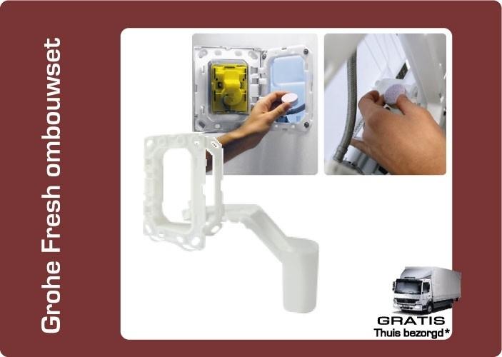 Grohe Fresh toiletblokhouder