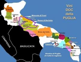 Italië: Terre del Sole - Brindisi Riserva