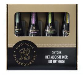 Gooisch Bier - 4 pack geschenkverpakking