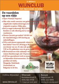 Wijnclub | Jaarbonnement