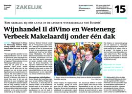 Samenwerken in Bussum